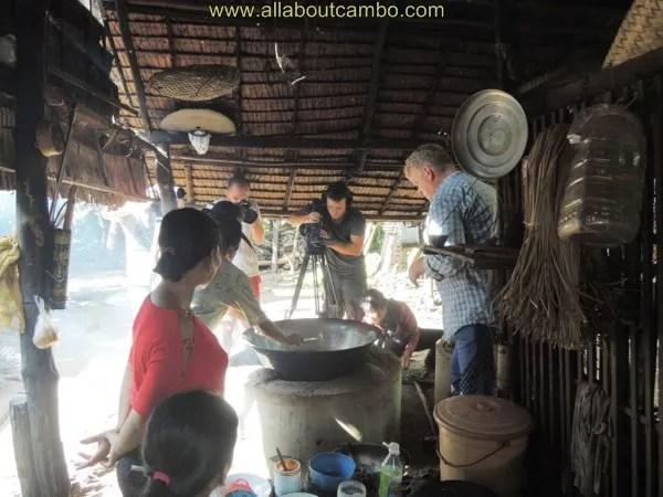 интересное в камбодже