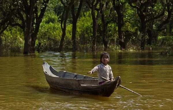 водный мир Камбоджа