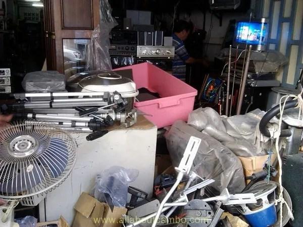 кхмерский магазин