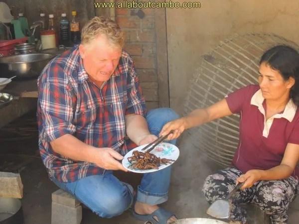 местная еда в камбодже