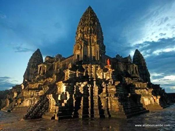 Ангкор Ват, Ангкор