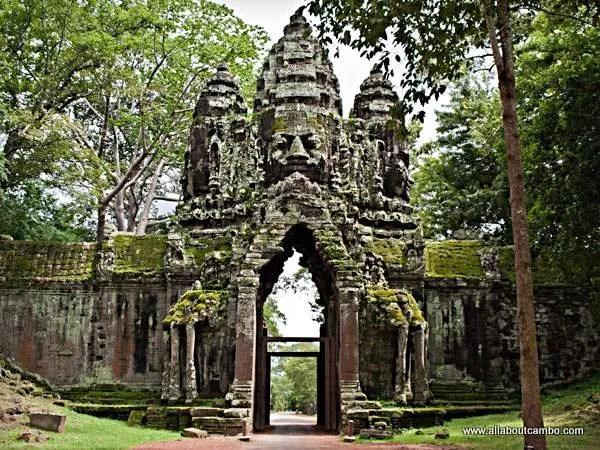 Ангкор Том, Ангкор