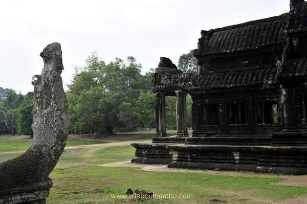 Гиды в Ангкоре