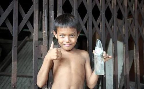 кхмерские дети