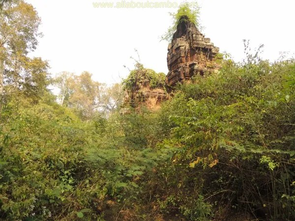 храм в джунглях преа кхан
