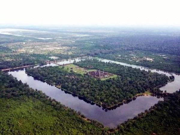 Места силы в Камбодже