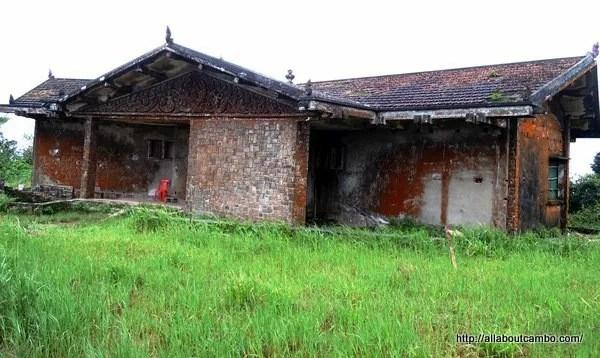заброшенные виллы в Бокоре