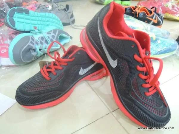модельная обувь  в Камбодже