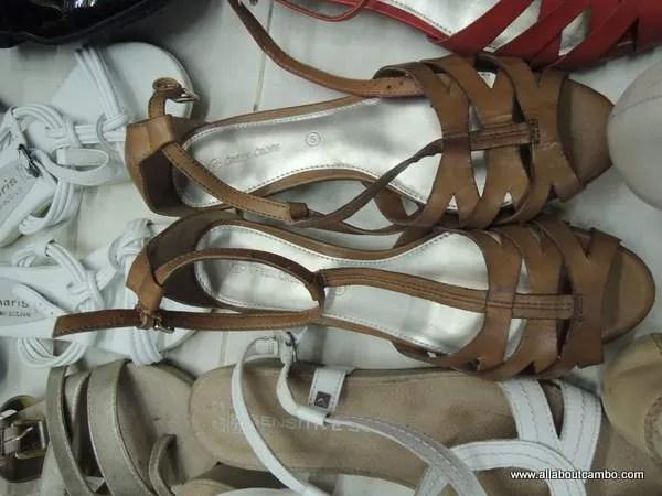 стоки обуви  Камбоджа