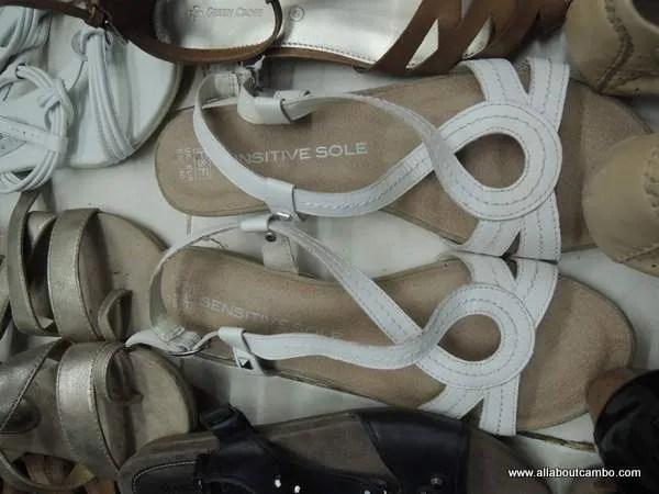 стоки обуви в Камбодже оптом