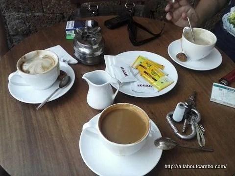 кофейни в Пномпене