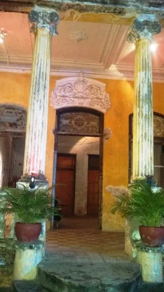 французская вилла в пномпене