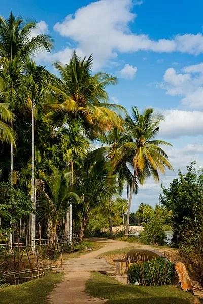 Лаос острова