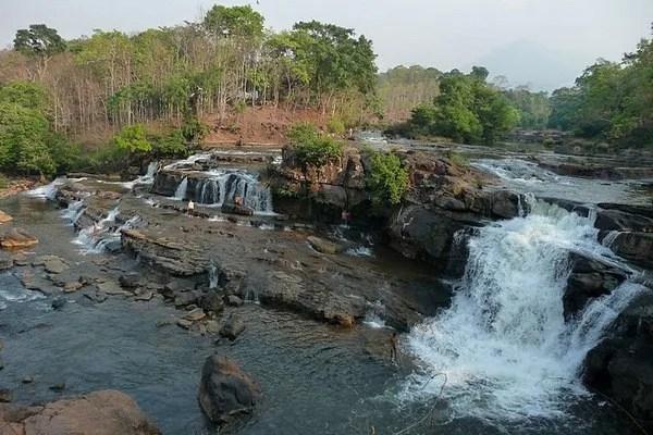 водопад Тадхан Лаос