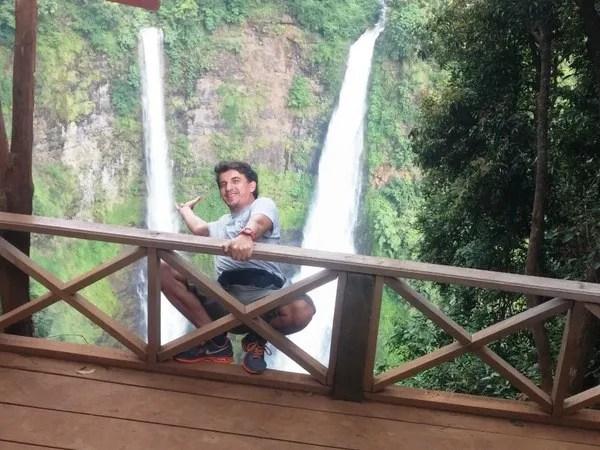 водопад Tad Fan