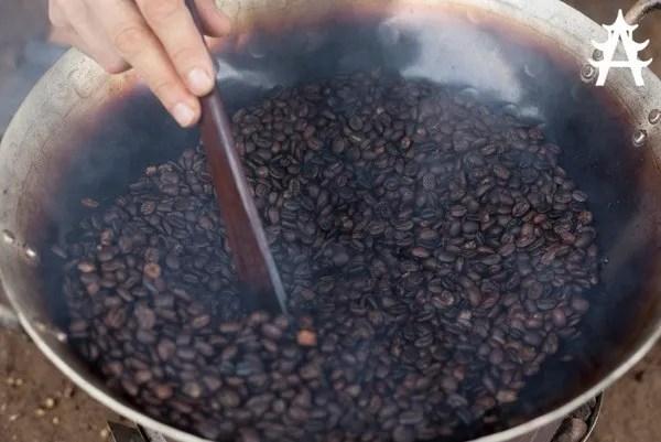 кофе арабика в Лаосе