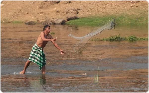 рыбак плато болавен