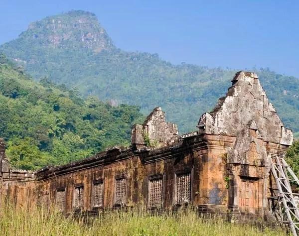 храм Champasak Lao