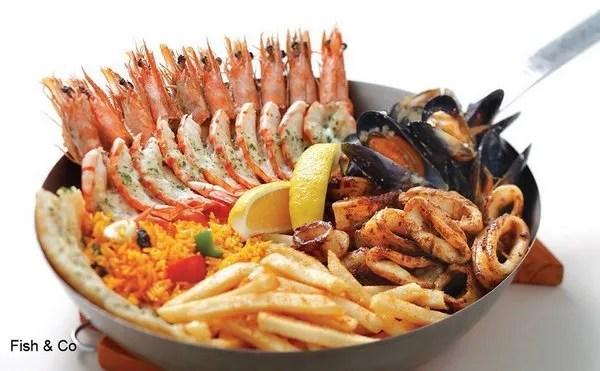 вкусный рыбный ресторан в Пномпене