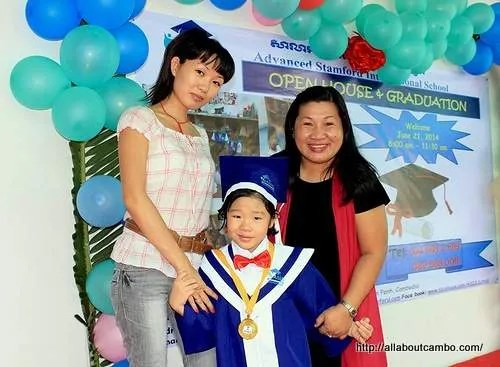 начальное образование в Камбодже
