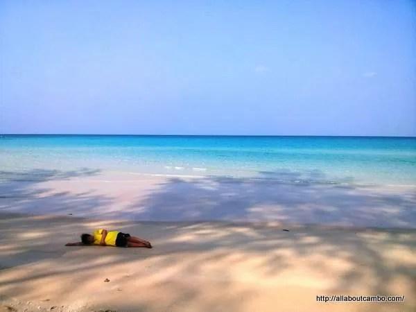кох танг лучший пляж