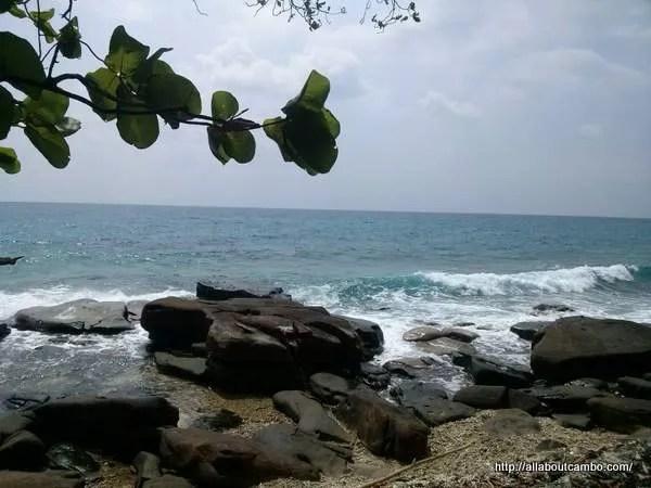 острова Камбоджа