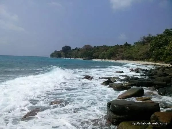 отдых на островах Камбоджа