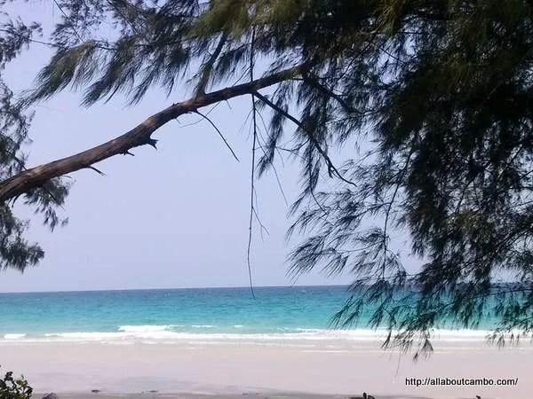пляж камбоджа