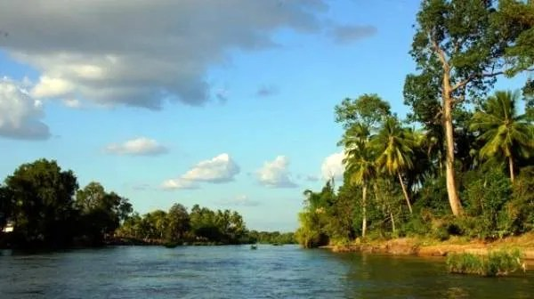 4000 островов - Меконг