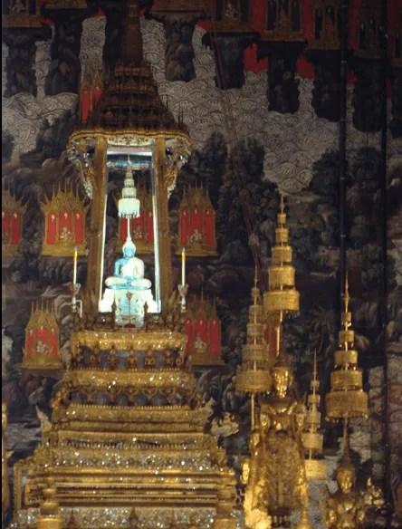 Изумрудный Будда, Бангкок