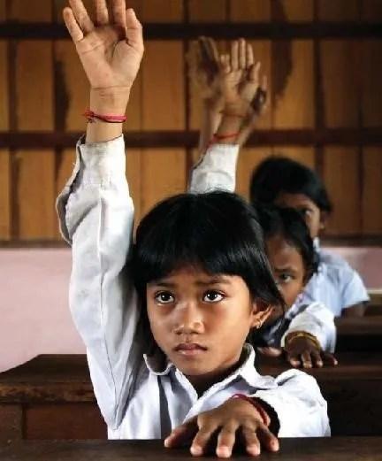 жизнь детей в камбодже