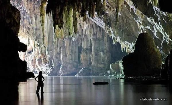 загадочные пещеры таиланда