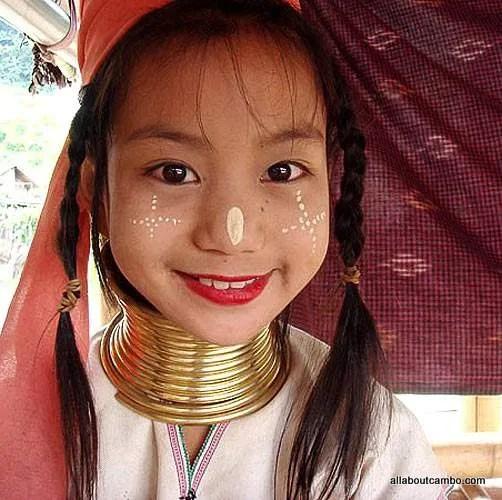 карены северного таиланда