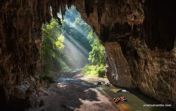 пещера обезьян таиланд