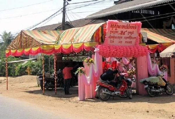 свадьбы в камбодже