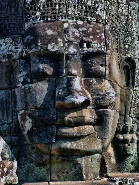 загадочное изображение камбоджа