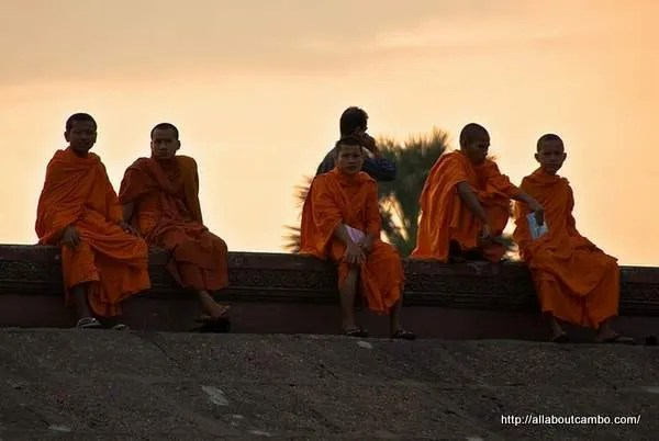 загадочный храм в камбодже