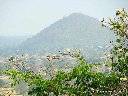 таинственная гора камбоджа