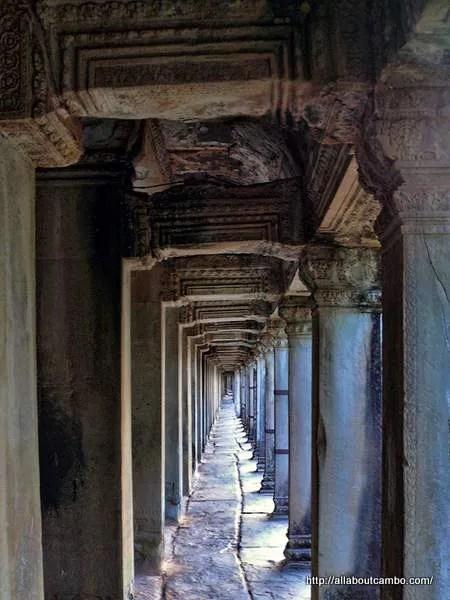 храмы Ангкора в камбодже