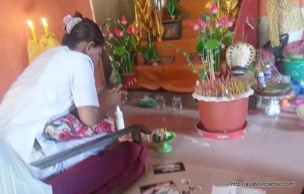 нетрадиционные целители в камбодже