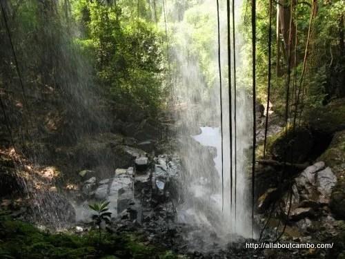 23-водопад камбоджа