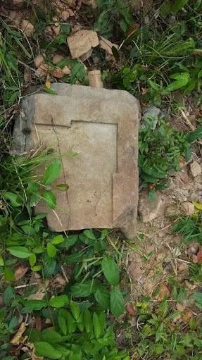 осколок камня камбоджа