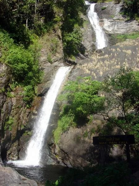 Mae Pan водопад