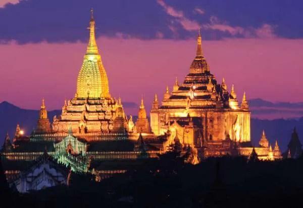 Ananda-Pagoda-Bagan-Myanmar