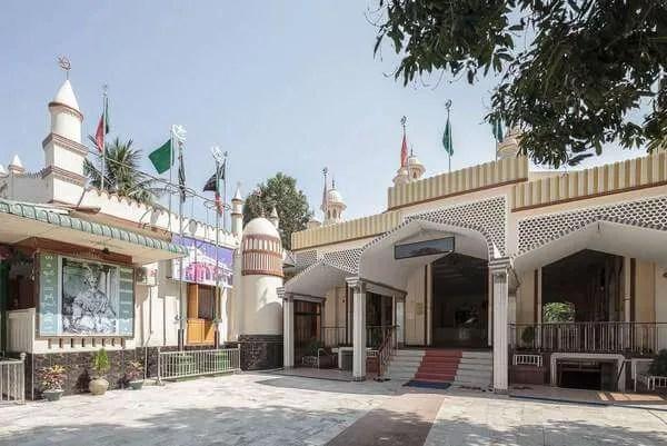 Мавзолей Бахадур-шаха Зафар в Янгоне