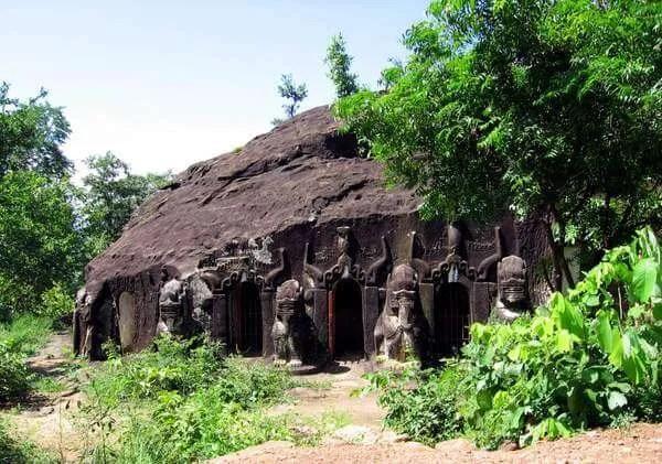 пещеры мьянма