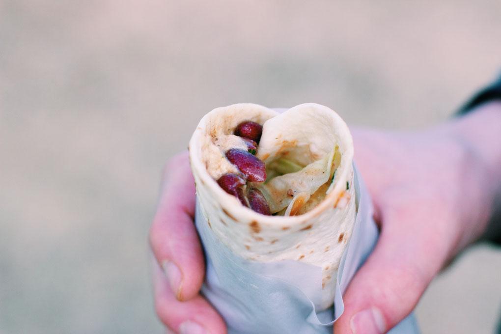 Burrito Mexican auf der Breminale 2019