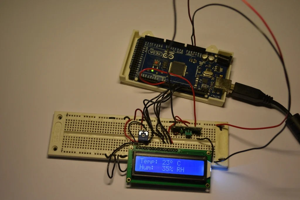 Make A Wireless Thermometer With Arduino