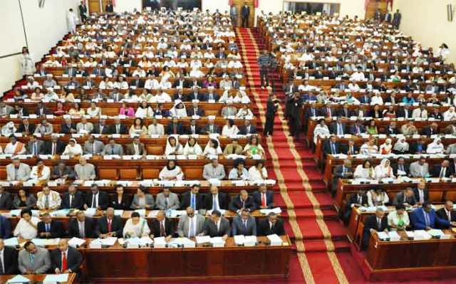 abiy ahmed and parliment