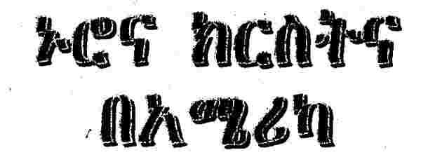FREE Amharic Books: History — allaboutETHIO